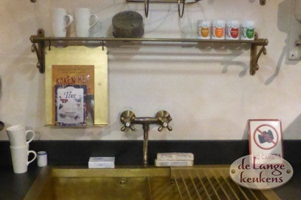 Handgemaakte eiken keuken Besthem