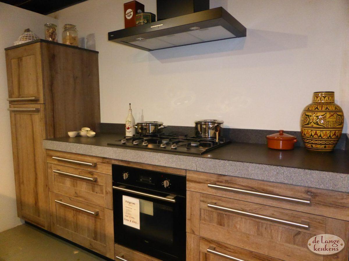 Keuken Eiken Houten : Eiken houten keuken spinnerij rt de lange keukens