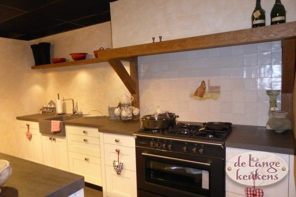 Keuken inspiratie: landelijk met kookeiland