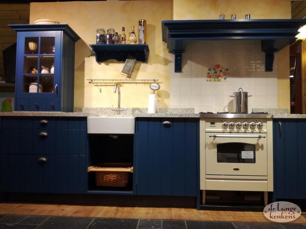 Moderne Blauw Keuken : Keuken blauw grijs ut van design keukens en blauwe keukens