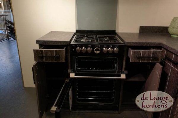 Donkere keuken New Diffuze