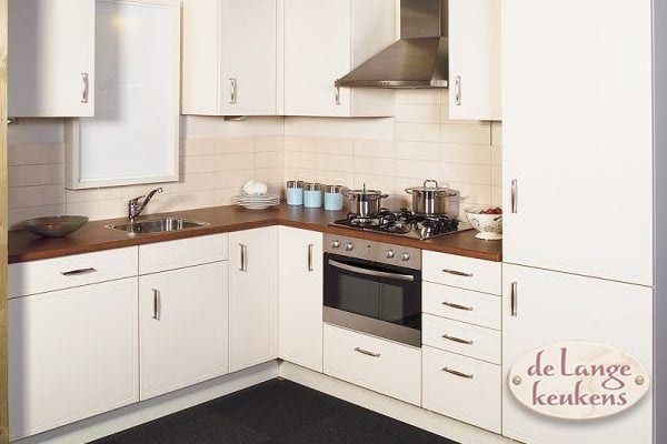 Keuken inspiratie: eenvoudige moderne keuken