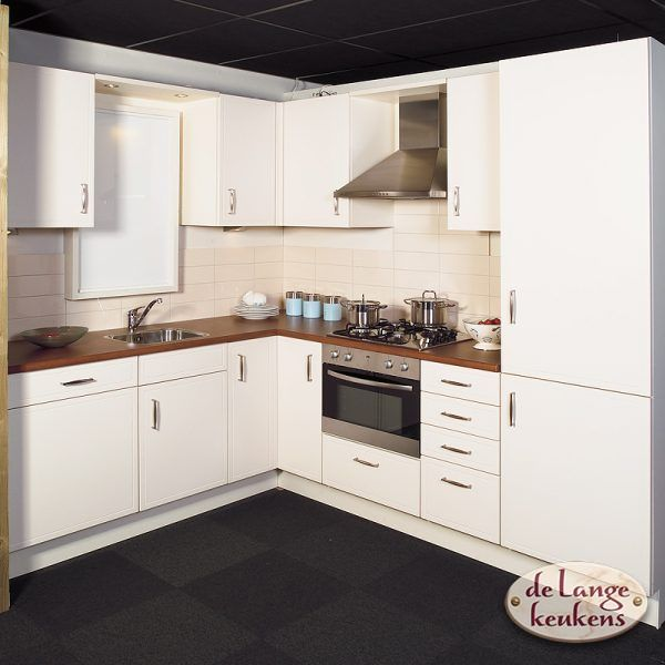 keuken inspiratie eenvoudige moderne keuken de lange