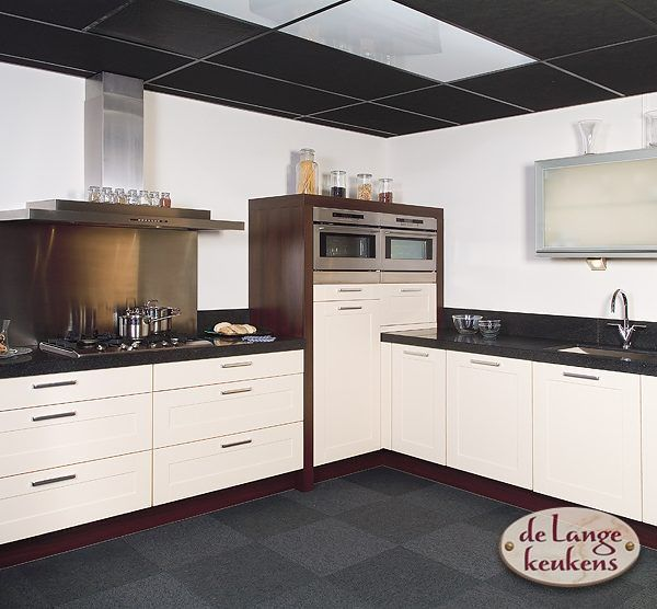 keuken inspiratie strakke hoekkeuken de lange keukens