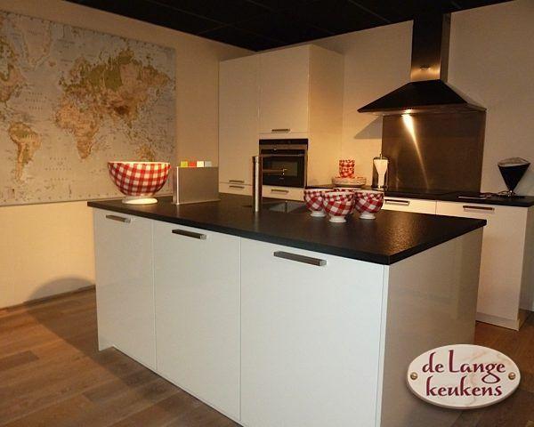 Keukens Met Eiland : Keuken inspiratie: moderne keuken met eiland de lange keukens