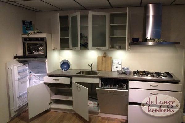 Moderne keuken Silverline