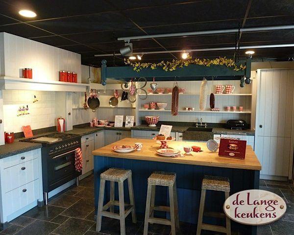 Wat maakt een keuken landelijk?   de lange keukens
