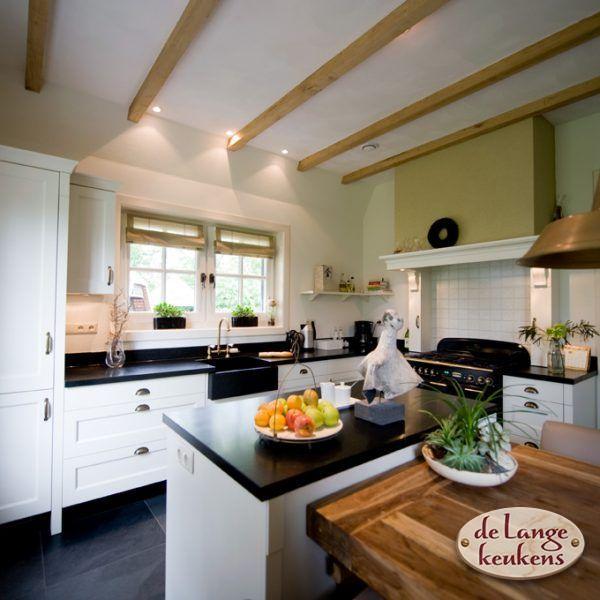 keuken inspiratie sfeervolle keuken de lange keukens