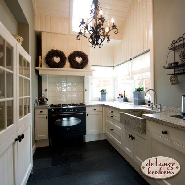 keuken inspiratie landelijke romantische keuken de