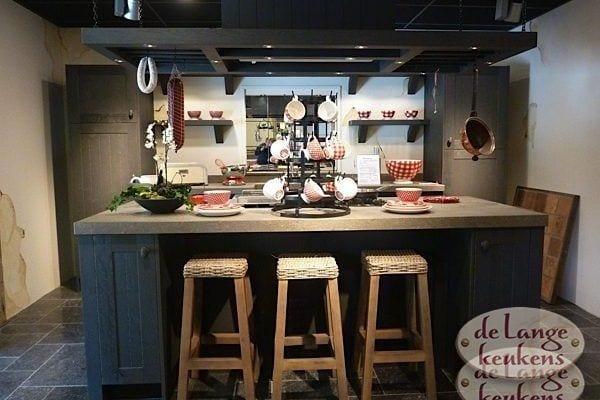 Keuken inspiratie: boeren landelijke keuken   de lange keukens