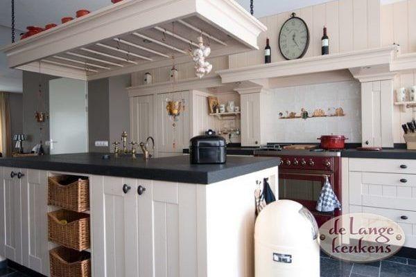 Keuken inspiratie: keuken met kookeiland   de lange keukens