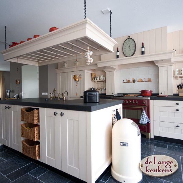 Favoriete Keuken inspiratie: keuken met kookeiland - De Lange Keukens #JY71