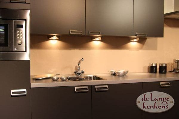 Keuken inspiratie: matte moderne keuken
