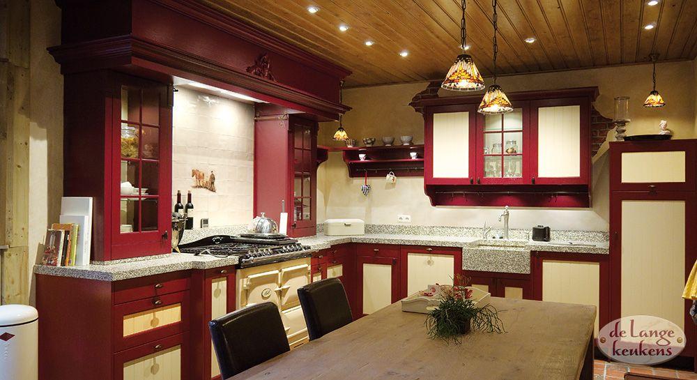 Landelijke Keukens De Lange : Klassieke Landelijke Keuken Landelijke keukens jvd