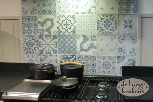 Landelijke eiken keuken Baronie