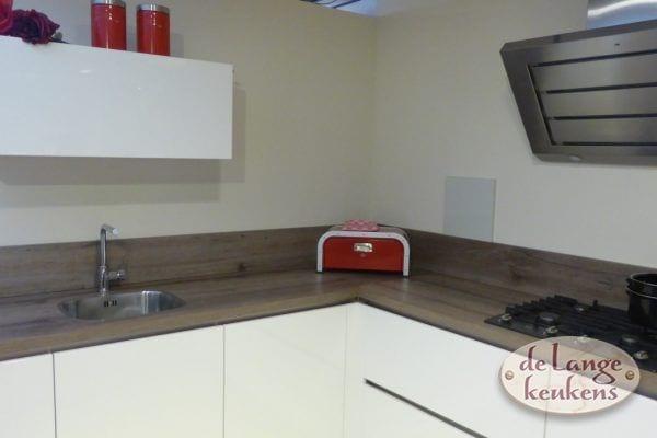 Keuken inspiratie: strakke hoek keuken