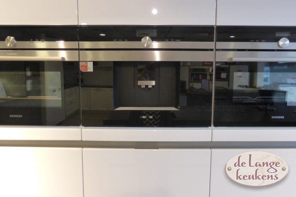 Moderne keuken Diamond line voormalig