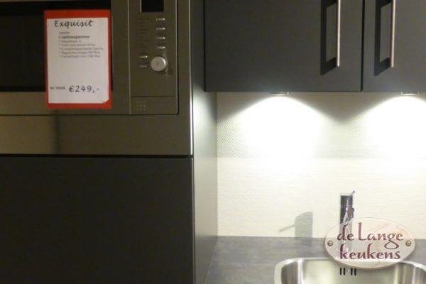 Moderne keuken Zera Carbon