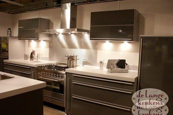 Keuken inspiratie: industriële keuken - De Lange Keukens