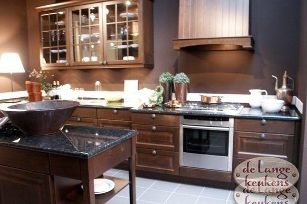 Keuken inspiratie: nostalgische keuken