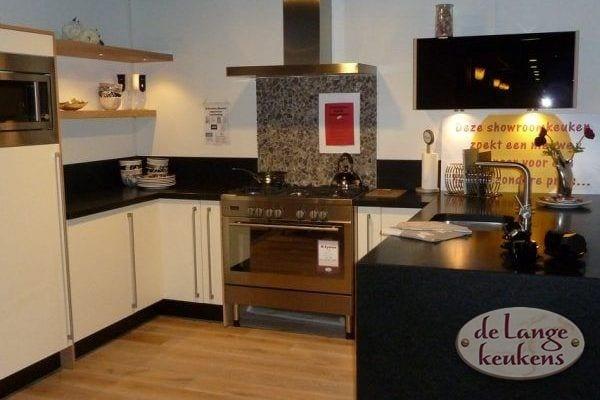 Keuken inspiratie: Hoek keuken met eiland