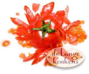 tomatenvlekken verwijderen