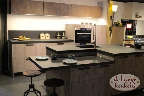 Moderne keuken linares