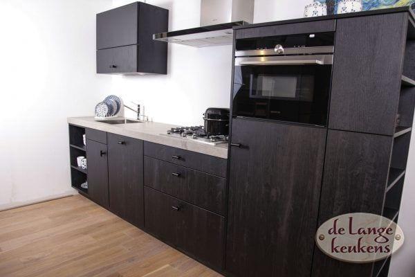Landelijke keuken Sherwood black