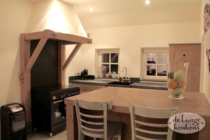 Fabulous Landelijke keuken met eiland - De Lange Keukens #SH14