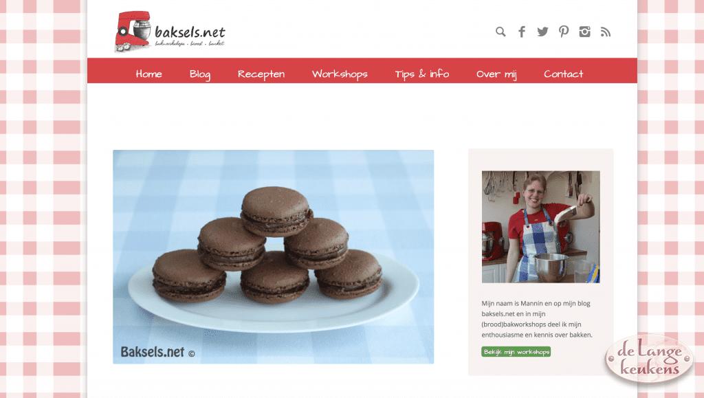 Kookblog Baksels