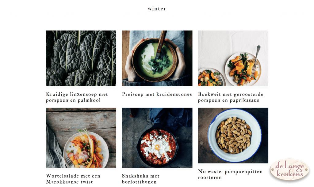 De beste kookblogs