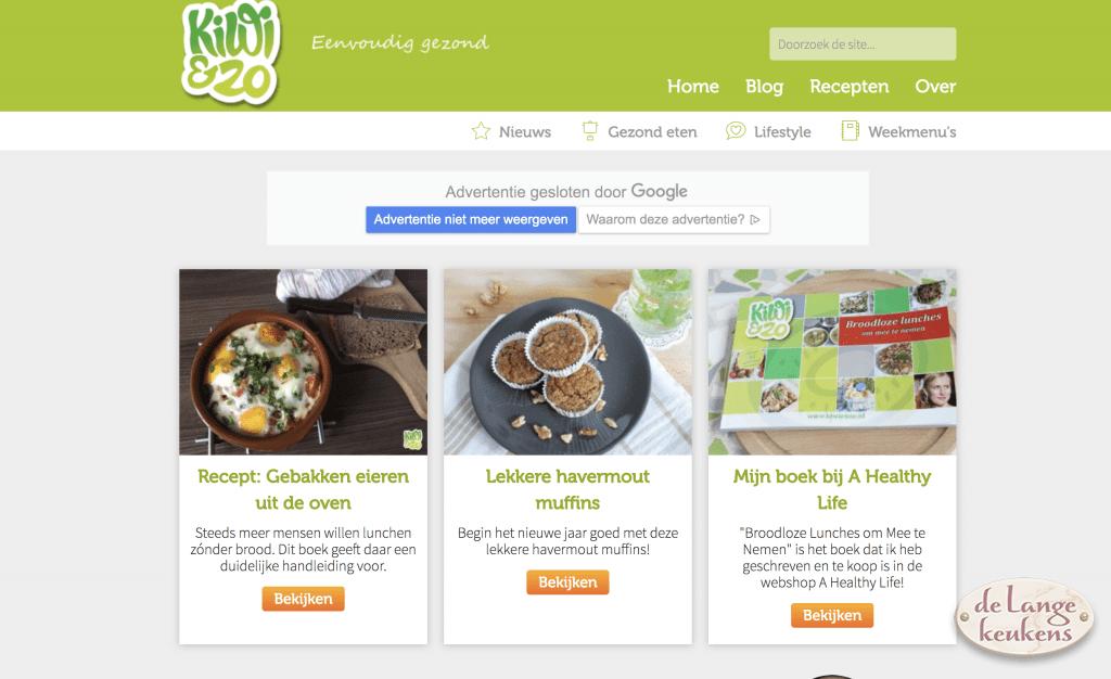 Foodblog Kiwi&Zo