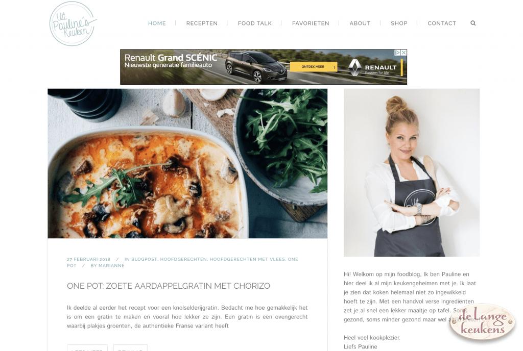 De leukste kookblogs