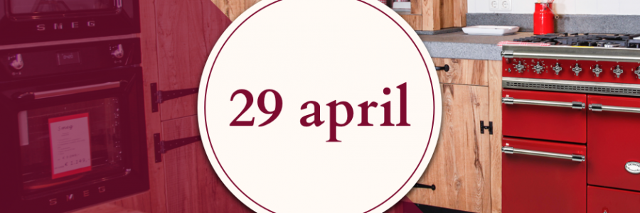 29 april kookzondag