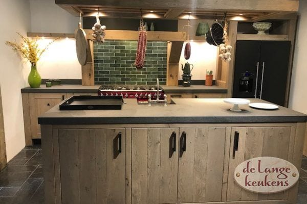 Landelijke keuken New Woodline