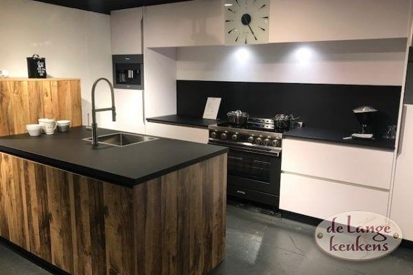 Moderne greeploze keuken murphy