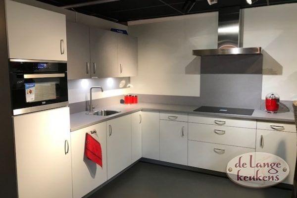 Showroom keuken aanbieding Tessilo
