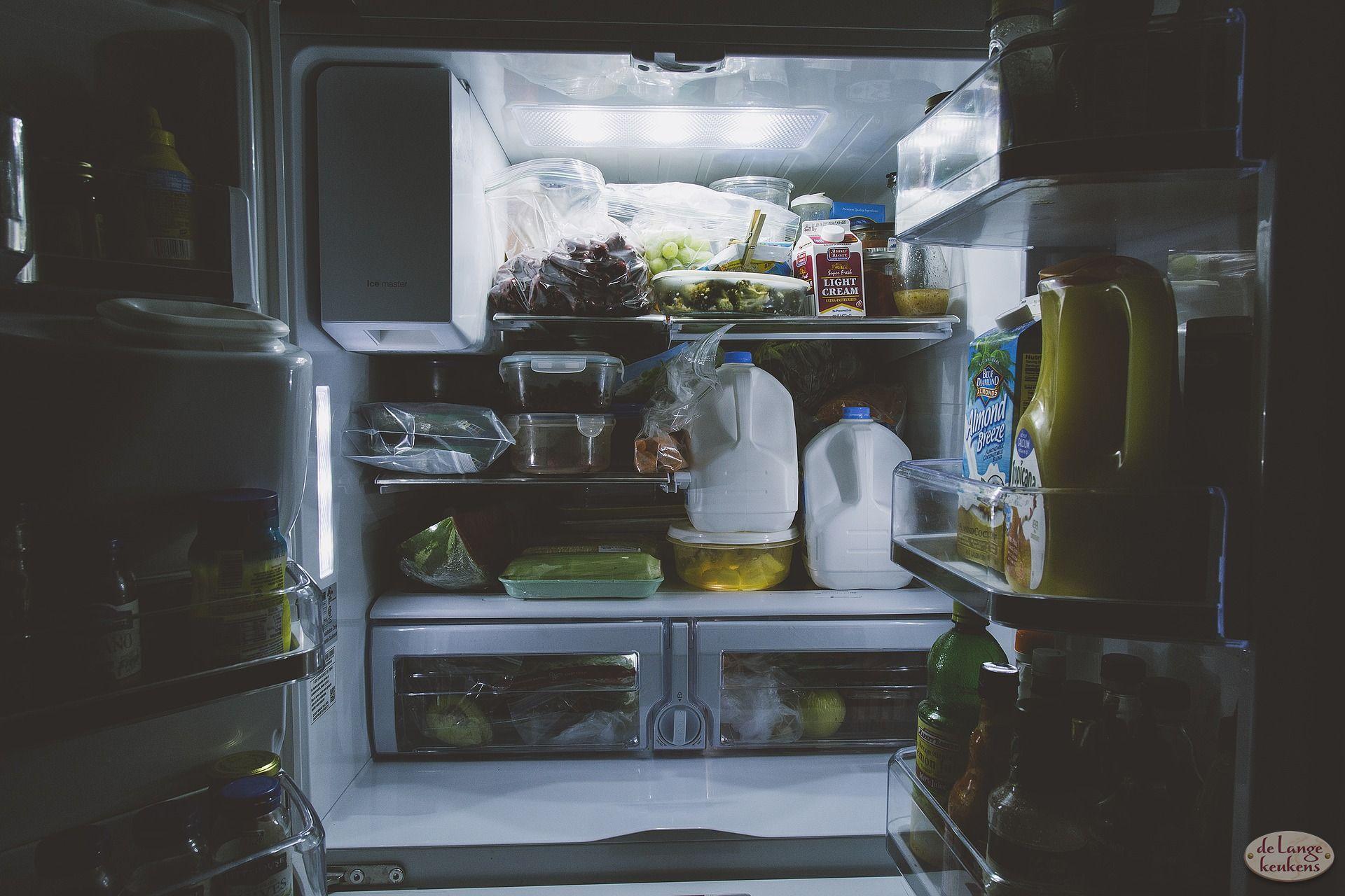 Waarom zit er ijs in mijn koelkast en kan dit kwaad?