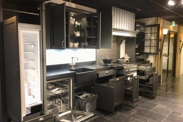 Schmidt showroom keuken Spinnerij ST
